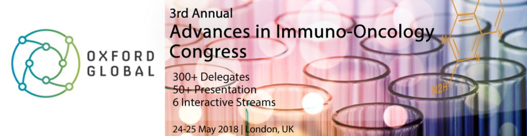 3rd Annual Advences in Immuno-Oncology Congress-Banner 1160-300-MabDesign