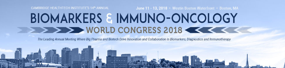 45205148514th Annual Biomarkers and Immuno-Oncology World Congress