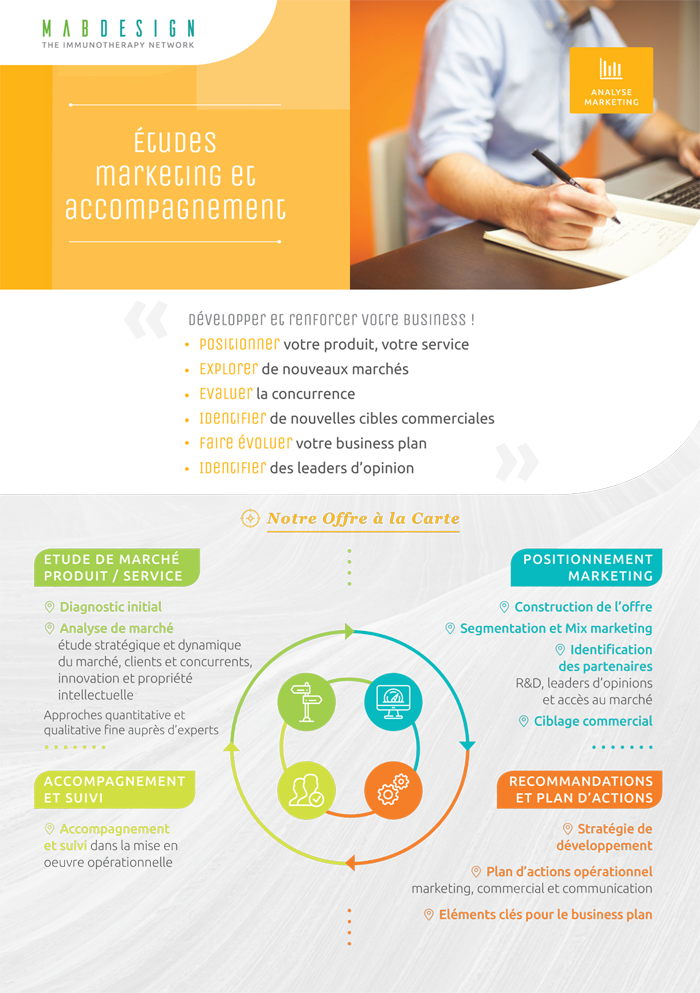 Etudes Marketing et Accompagnement